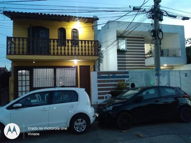 Casa independente em Cabo Frio - Rj -  passagem