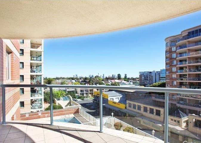 1 Double Bedroom in Bondi Junction Apt- Xmas & NYE - Bondi Junction - Apartment