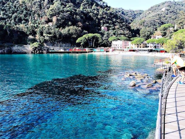 Villa sul fiume Magra tra Cinque Terre e Versilia