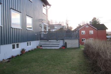 House with panoramic view close to Oslo - Bærum - Haus