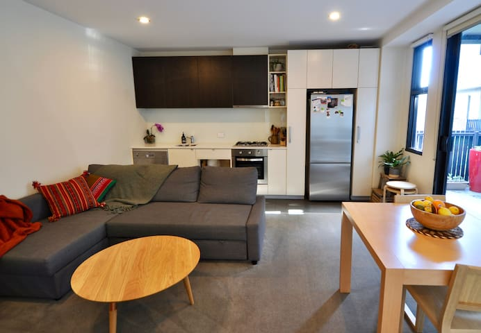 Richmond apartment for weekend away