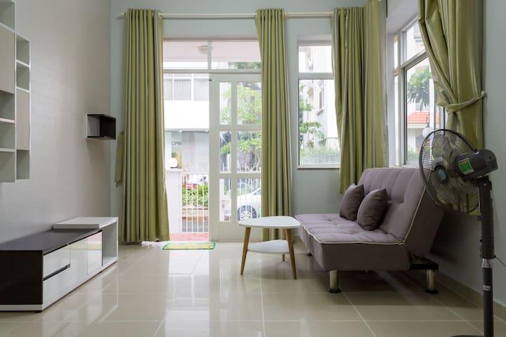 SmartPadz F0 - Phu My Hung Large 1BR Apartment - Ho Chi Minh City - Lakás
