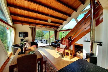 Arkaig Lodge 3 bedroom lodge in heart of highlands