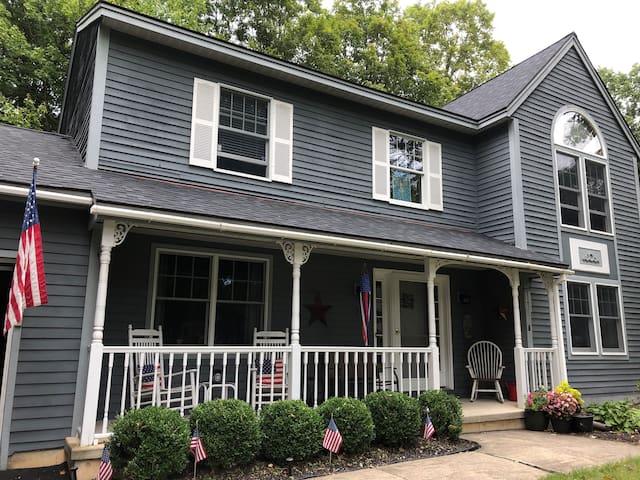 Serenity in Saratoga #1