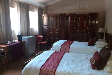 Marrick Safari: Benice's Room