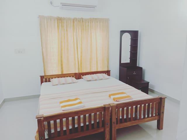 Victoria Homestay, Fortkochi, Room:2
