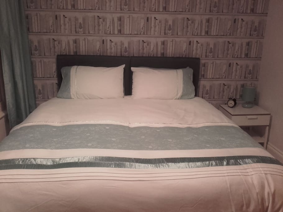Super King Bed with headboards