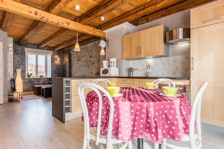 Charme et modernité en Alsace ! - Muhlbach-sur-Bruche - Pis