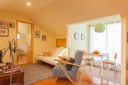 Downtown Apartment with 2 Terraces - Lisboa