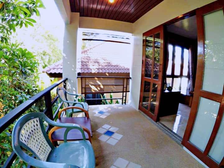 2-Bedroom Private Home 5 Mins Walk to Kamala Beach