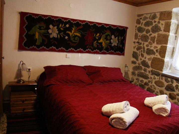 Casa di Fol (one double bed)
