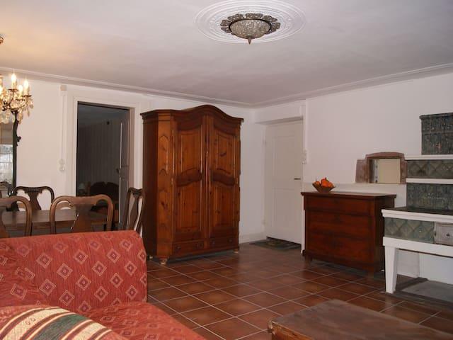 Ferienwohnung Wehratal, (Wehr), Ferienwohnung, 86qm, 2 Schlafzimmer, Balkon, max. 5 Personen
