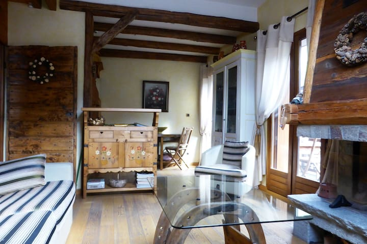 Appartement ds chalet