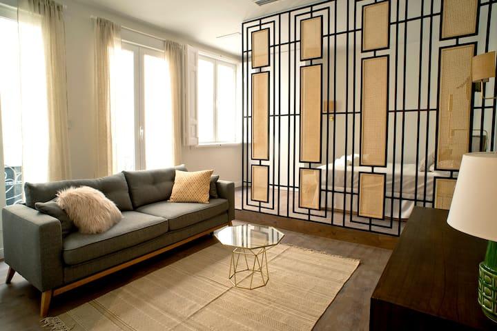 Stylish New Apartment in Plaza Santa Ana