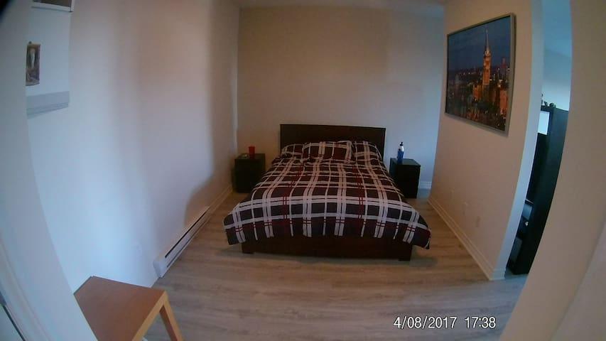 Modern bachelor apartment - Gatineau - Condominium