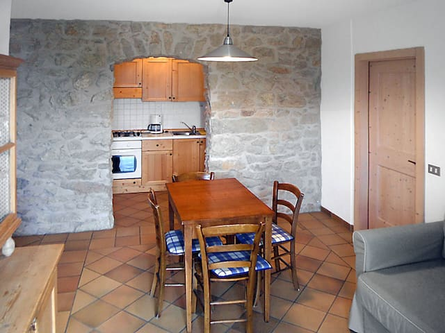 Apartment Villa Ai Dossi for 2 persons