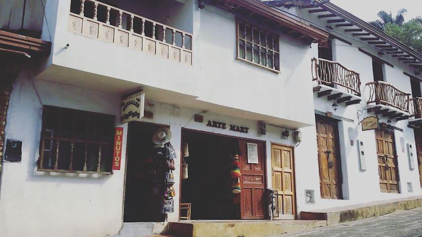 Apartamento en Curiti -Santander - Curiti - Flat