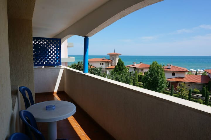 Double Standard Room with Sea or partial Sea View