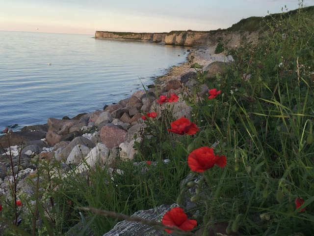Strandgården - en oase på Djursland