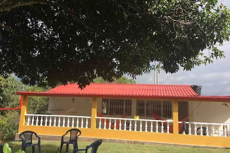Casa de Campo Villa IBIZA - Vereda Escalante