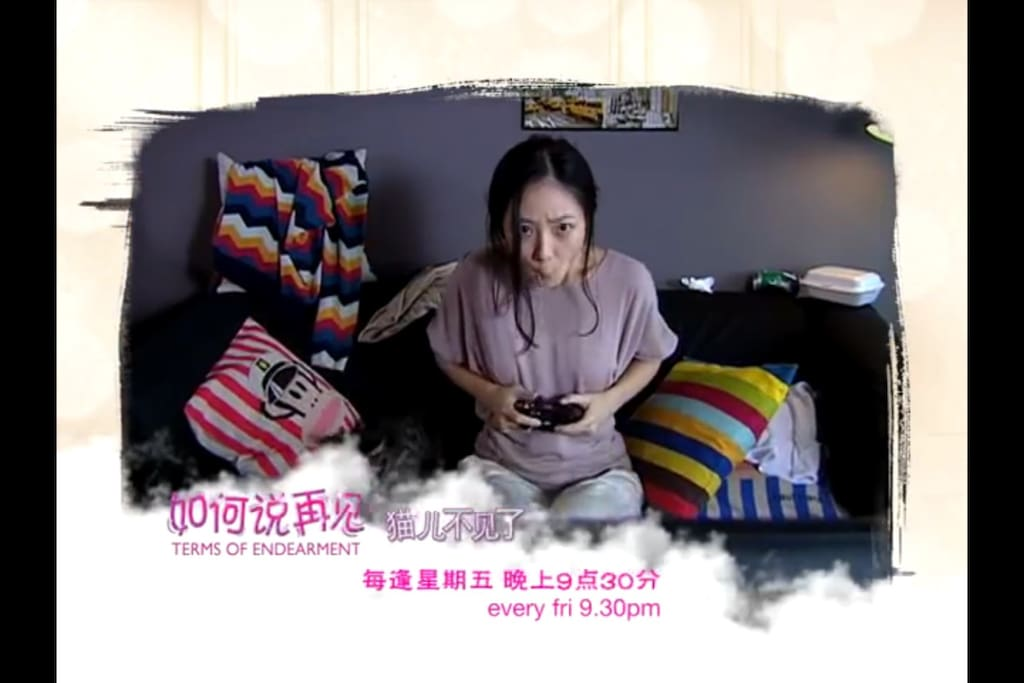"""Famous drama """"how to say good bye"""" shooting place电视剧""""如何说再见""""拍摄地-女主角的家"""