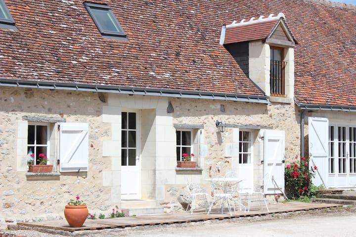 petit gite/chambre d'hôtes - Dolus-le-Sec - Dům