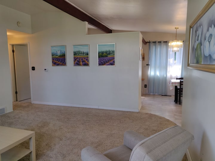 two bedrooms near Bellevue Factoria Mall