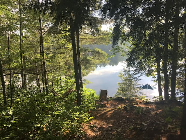 Lakefront cabin  - 40 min from Ottawa