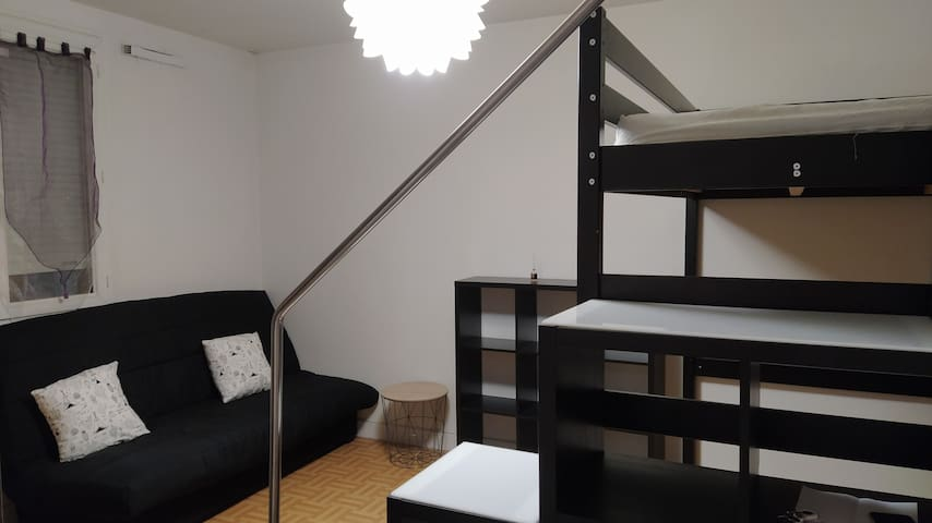 Appartement T1 avec place de parking
