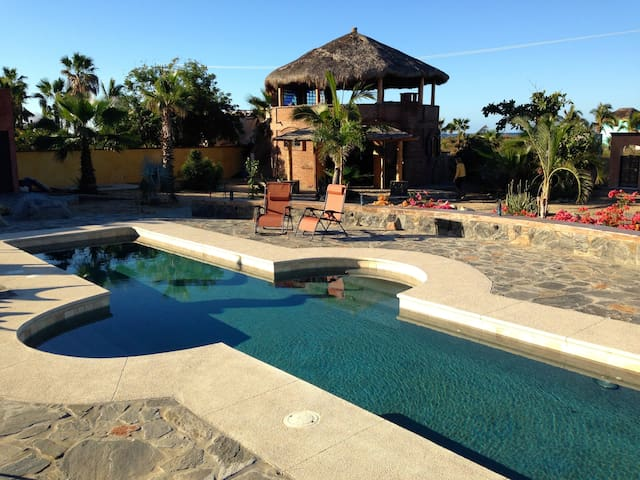 Your Baja Beach Castle Awaits! - El Pescadero - House