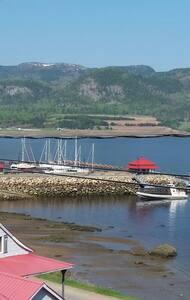 Le Mirador du Fjord - L'Anse-Saint-Jean