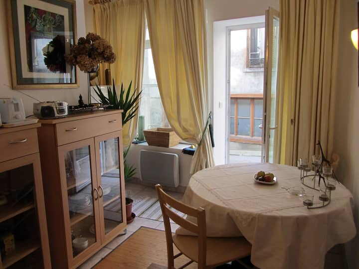 La Maison de Natasha, the studio apartment