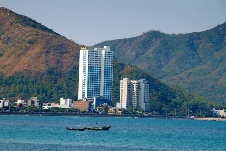 APARTMENT NEAR THE SEA IN NHA TRANG - tp. Nha Trang - Flat