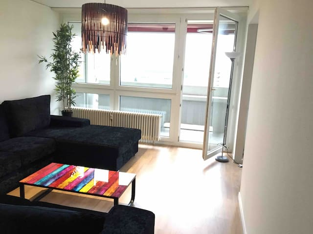 Private apartment in zug