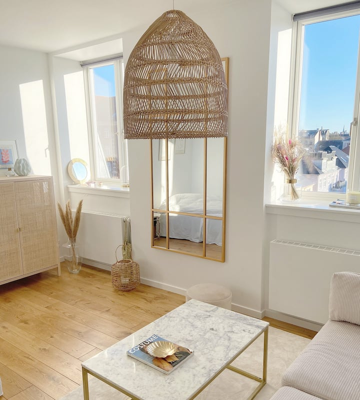 Lovely studio apartment in central Copenhagen