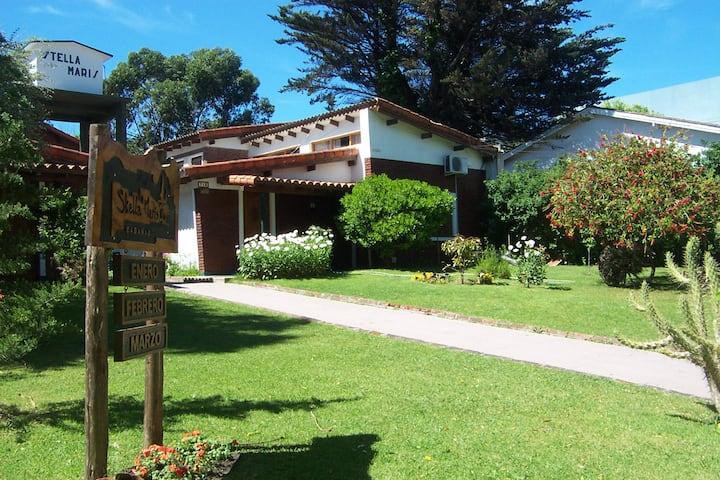 Departamentos Stella Maris en Villa Gesell 6 pers
