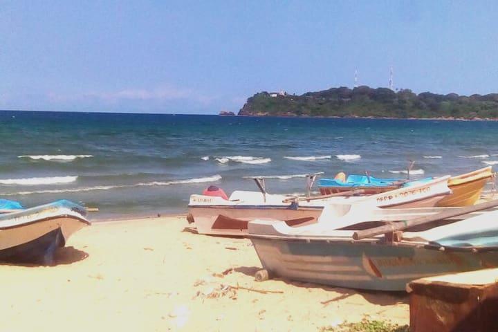 samaaya guest house.beach view cheep place