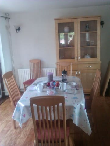 Bright, spacious room - Romsey - Σπίτι