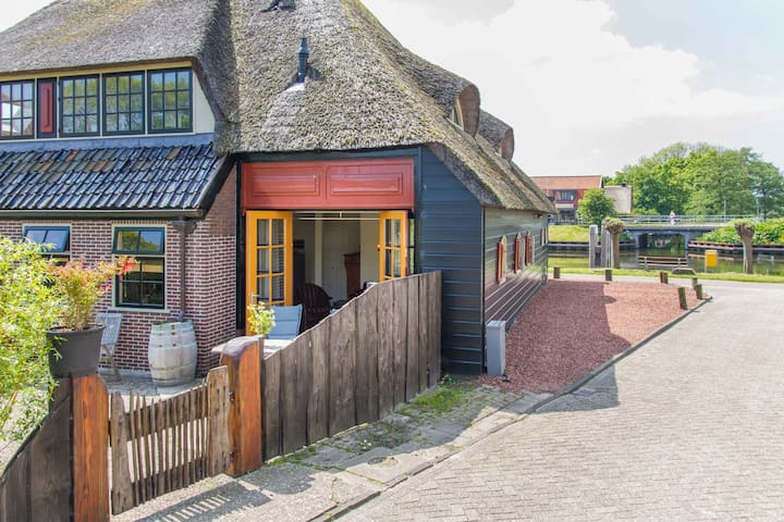 Farmhouse apartment near Schoorl - Schoorl - Apartemen
