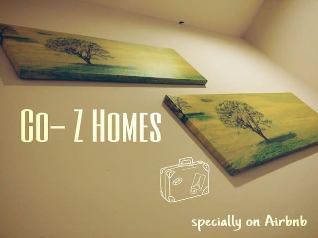Co-Z Homestays  Since '15 - Sitiawan - Haus
