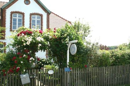 Wohnen im historischen Bauernhaus - Bastorf - Lägenhet