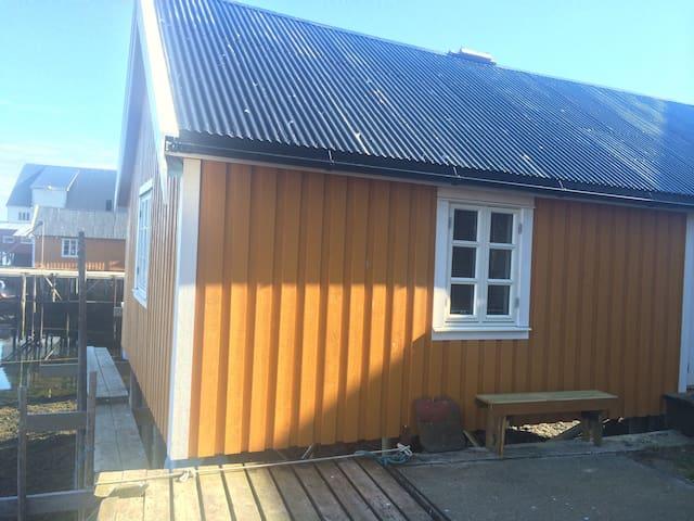 Fishermans cabin/Rorbu i Lofoten - Tind - Huis