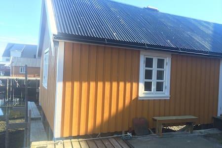 Fishermans cabin/Rorbu i Lofoten - Tind - House