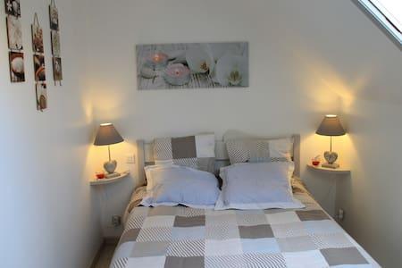 chambres d'hôtes/gîte près (Lille) - Fromelles - Hus