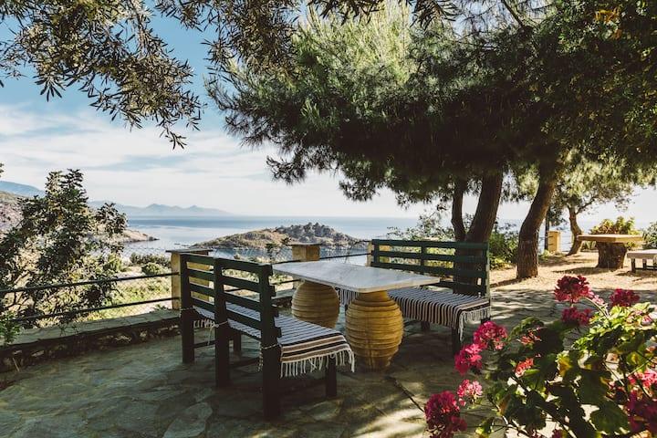 Zante Panorama Seaside View Premium Family Suite