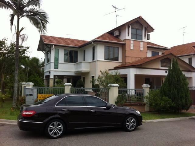 Little Prairie House - Johor Bahru - House