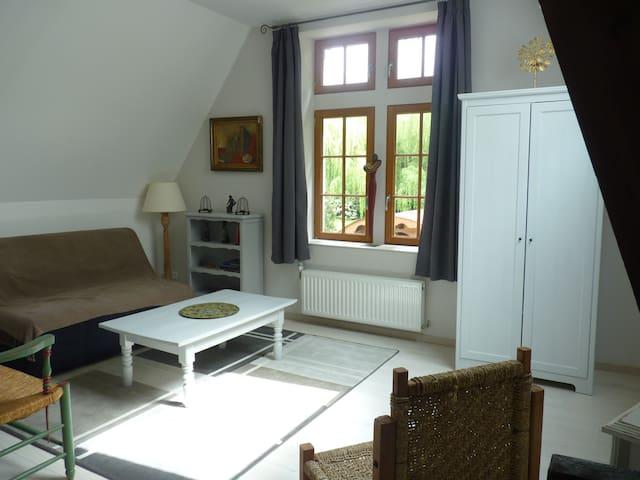 T2 bis 50m²dans propriété de charme - Lambersart - Appartement