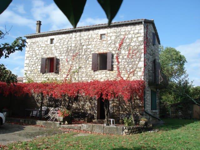Maison indépendante avec jardin - Chandolas