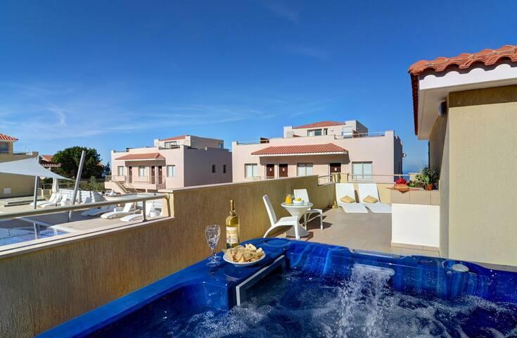 Latchi Panorama Camelia  - Drouseia - Apartment