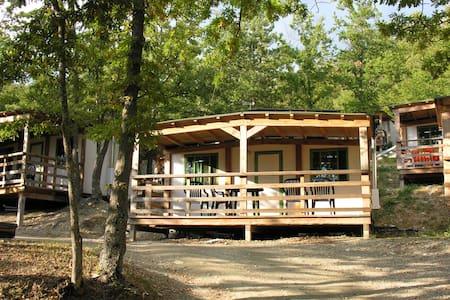 Bungalow nel bosco - Camping-car/caravane